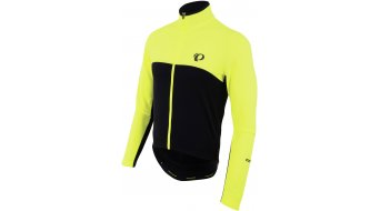 Pearl Izumi Select Thermal road bike- jersey long sleeve men screaming yellow/black