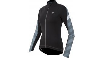 Pearl Izumi Elite Pursuit Thermal Rennrad-Trikot langarm Damen black stripe