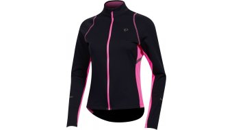 Pearl Izumi Select Escape Thermal jersey long sleeve ladies black/screaming pink