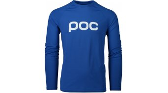 POC Essential Enduro MTB-Trikot langarm Herren Gr. XS light azurite blue