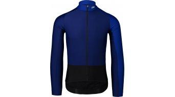 POC Essential Road Mid Rennrad-Trikot langarm Herren Gr. M azurite multi blue