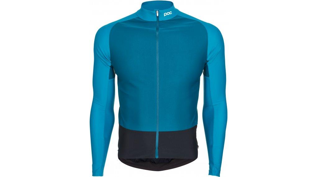 1287fdf38 POC Essential Road Mid road bike- jersey long sleeve men multi