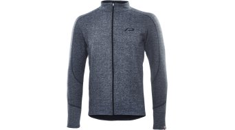 Protective Poole 2 wheel- jersey long sleeve men grey melange
