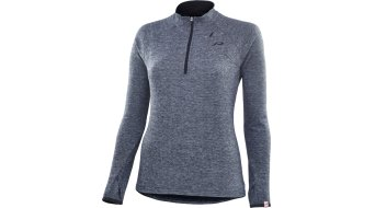 Protective Grays 2 wheel- jersey long sleeve ladies grey melange