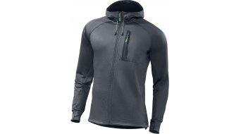 Specialized Therminal Mountain maillot manga larga Caballeros-maillot tamaño XL carbono/moto verde