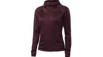 Specialized Therminal Mountain maillot manga larga Señoras negro ruby
