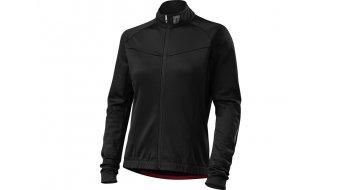 Specialized Therminal maillot manga larga Señoras negro/negro