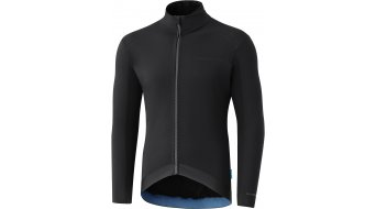 Shimano S-Phyre windresistentes rouetrikot manches longues hommes taille black
