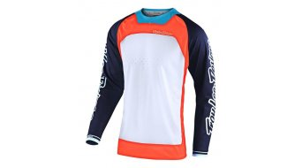 Troy Lee Designs SE Pro MX-Trikot langarm Herren boldor orange/navy