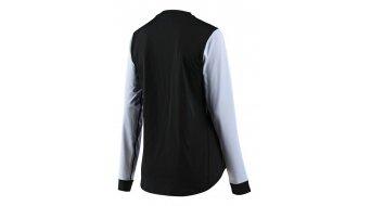 Troy Lee Designs Lilium MTB-Trikot langarm Damen Gr. MD (M) black/white