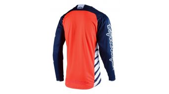 Troy Lee Designs GP MX-Trikot langarm Kinder Gr. MD (M) drift navy/orange