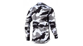 Troy Lee Designs GP MX- jersey long sleeve kids size MD (M) camo white/black