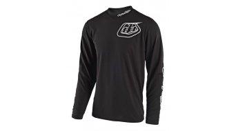 Troy Lee Designs GP jersey kids long sleeve mono black