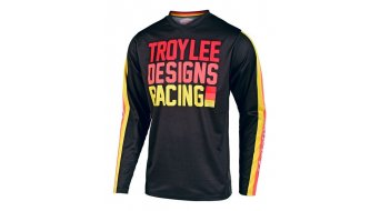 Troy Lee Designs GP maglietta bambini manica lunga . premix 86 black/yellow