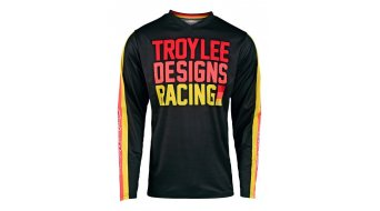 Troy Lee Designs GP 领骑服 儿童 长袖 型号 SM (S) premix 86 black/yellow