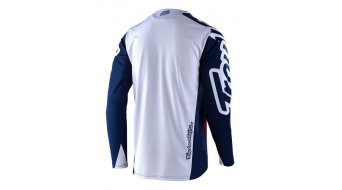 Troy Lee Designs Sprint MTB-Trikot langarm Kinder Gr. LG (L) seca 2.0 navy/red