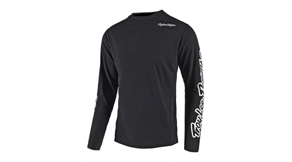 Troy Lee Designs Sprint MTB-Trikot langarm Kinder Gr. SM (S) black