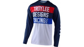 Troy Lee Designs GP Air Continental Trikot langarm Herren navy