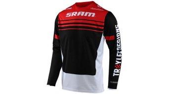 Troy Lee Designs Sprint Formula SRAM Trikot langarm Herren Gr._MD_(M)_red/black