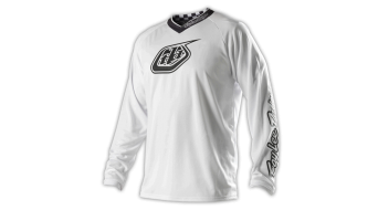 Troy Lee Designs blanco-Out maillot manga larga Caballeros-maillot MX-maillot blanco Mod. 2015