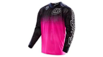 Troy Lee Designs SE Air Trikot langarm Herren-Trikot MX-Trikot Gr. XL starbust flo pink/black Mod. 2016
