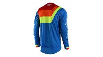 Troy Lee Designs Youth GP Prisma maillot manga larga niños tamaño L (LG) azul