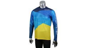 Troy Lee Designs GP Air Trikot Langarm Herren jet yellow/blue