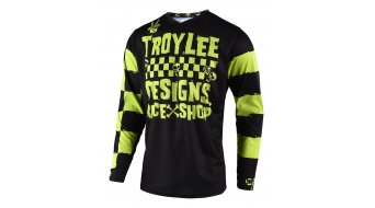 Troy Lee Designs GP Raceshop 5000 tricot lange mouw heren maat S (SM) lime