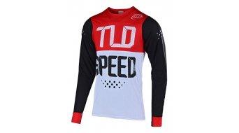 Troy Lee Designs Skyline Air MTB-Trikot langarm Herren Gr. LG (L) speedshop black/red