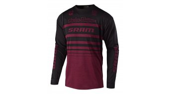 Troy Lee Designs Skyline Streamline SRAM MTB- jersey long sleeve men heather