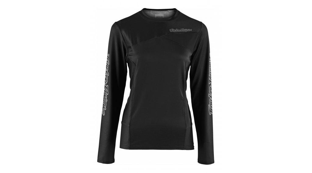 Troy Lee Designs Skyline MTB(山地)-领骑服 长袖 女士 型号 LG (L) black