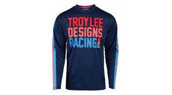Troy Lee Designs GP Air 领骑服 长袖 儿童 型号 S premix navy