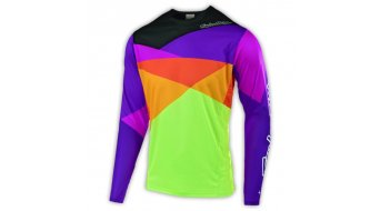 Troy Lee Designs Sprint MTB(山地)-领骑服 长袖 儿童 型号 MD (M) jet 橙色/purple