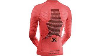 X-Bionic Effektor Power Rad-Trikot langarm Herren Gr. XXL flash red/black