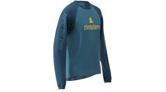 Zimtstern PureFlowz Trikot Herren langarm Gr. S blue steel/french navy/mimosa