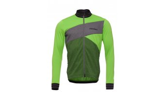 Zimtstern Traviz MTB- jersey long sleeve men size L lime- DISPLAY ITEM without sichtbare Män gel