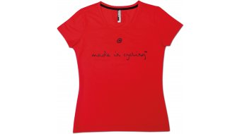 Assos Made in Cycling T-Shirt kurzarm Damen nationalRed