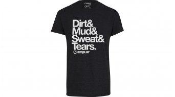 Amplifi Claim Dirt T-Shirt kurzarm black