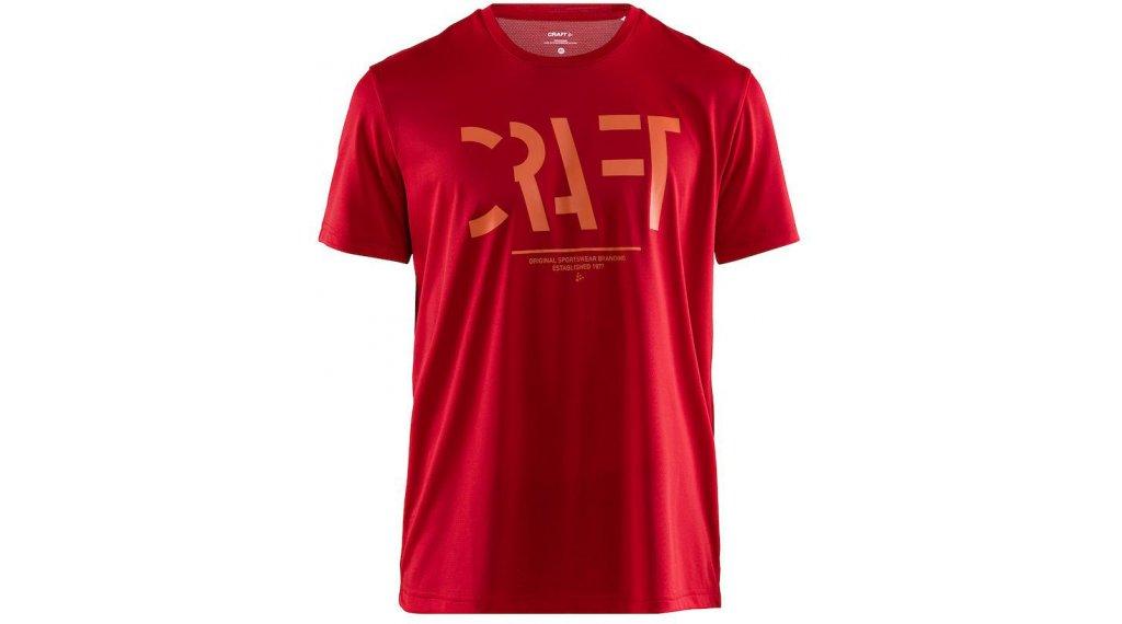 Craft Eaze Craft Mesh T-Shirt 短袖 男士 型号 XS canyon