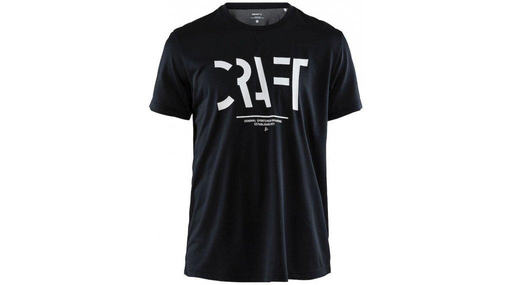 Craft Eaze Craft Mesh T-Shirt 短袖 男士 型号 XS black/white