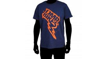 DMR Brush camiseta de manga corta Caballeros-camiseta naranja/azul