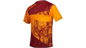 Endura SingleTrack Dots LTD T-Shirt 短袖 男士 型号 M tangerine