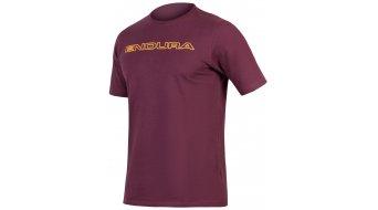 Endura One Clan Carbon T-Shirt kurzarm Herren mulberry