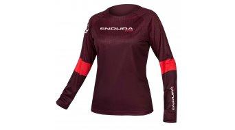 Endura MT500 L/S Print T II t-shirt femmes taille