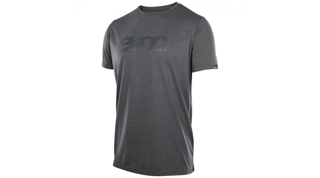 EVOC Dry Men T-Shirt kurzarm Gr. L heather grey