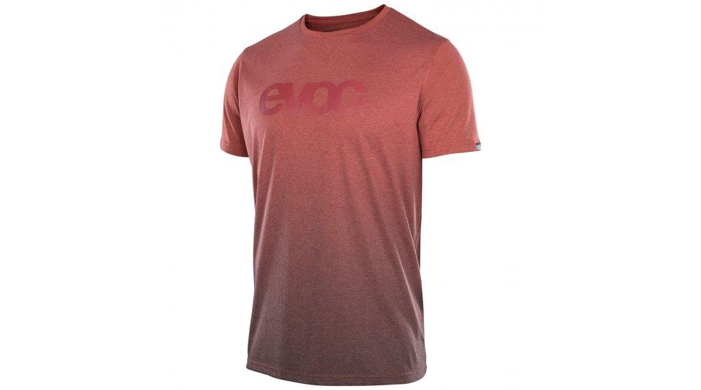 EVOC Dry Men T-Shirt kurzarm Gr. M chili red