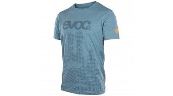 EVOC Multi Men tričko krátký rukáv heather coper blue model 2019