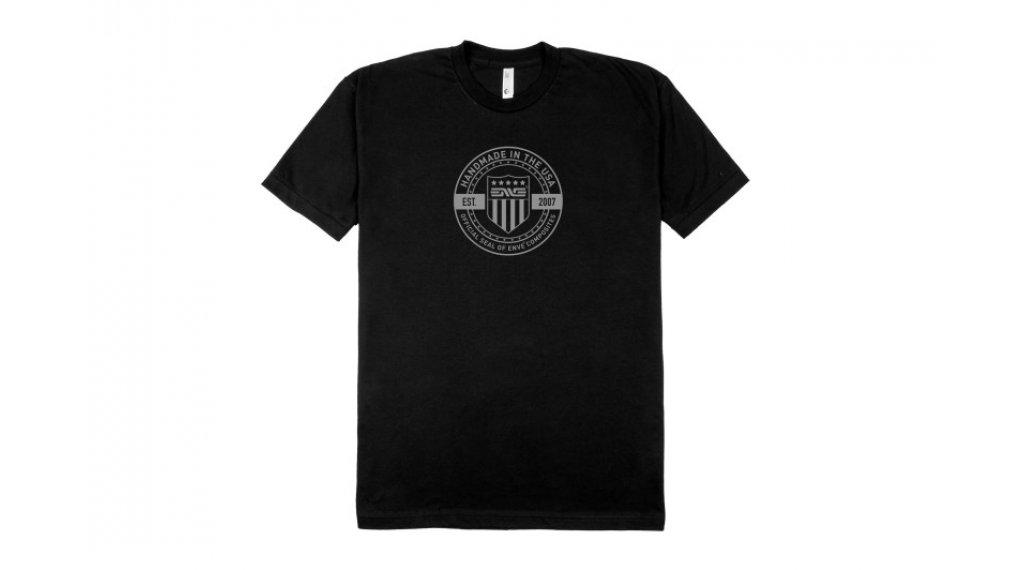 ENVE SEAL T-Shirt kurzarm Herren-T-Shirt schwarz günstig kaufen