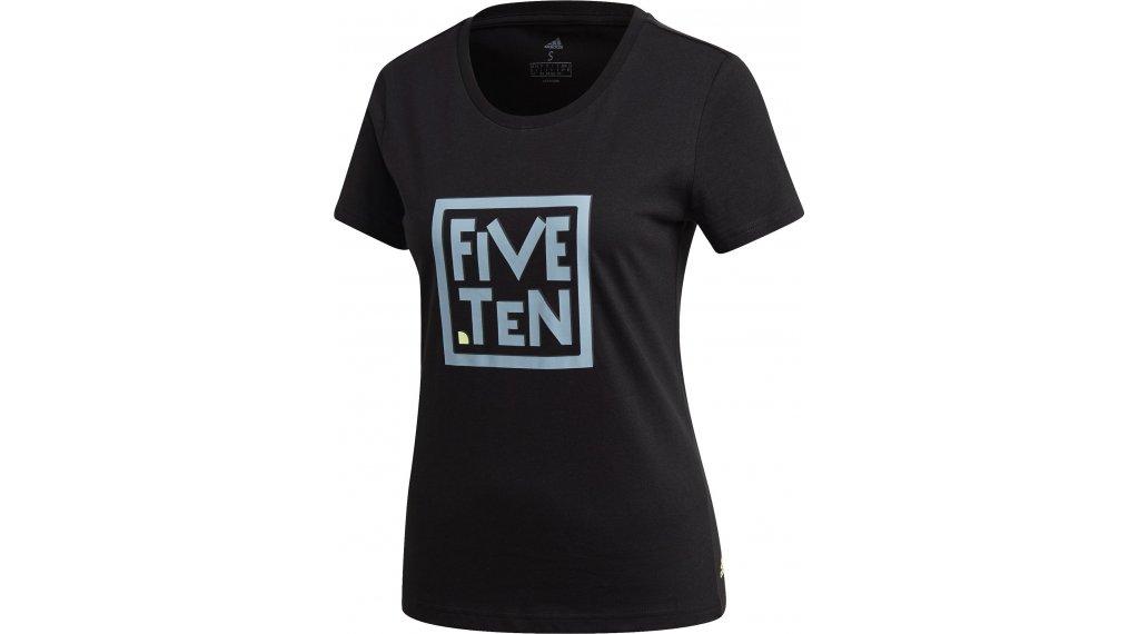Five Ten GFX T-shirt short sleeve ladies size XS black