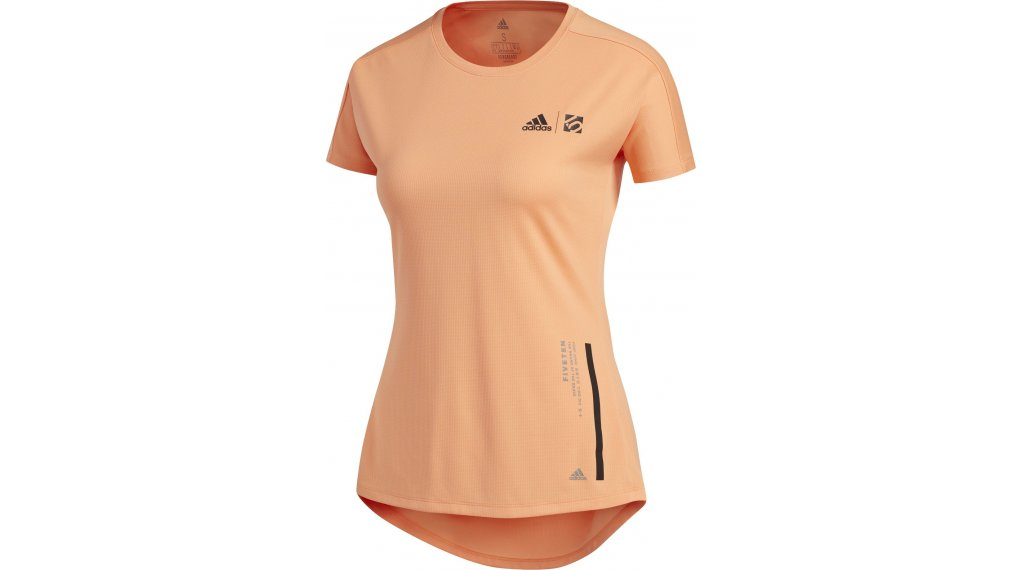 Five Ten Trailcross T-Shirt kurzarm Damen Gr. XS amber tint